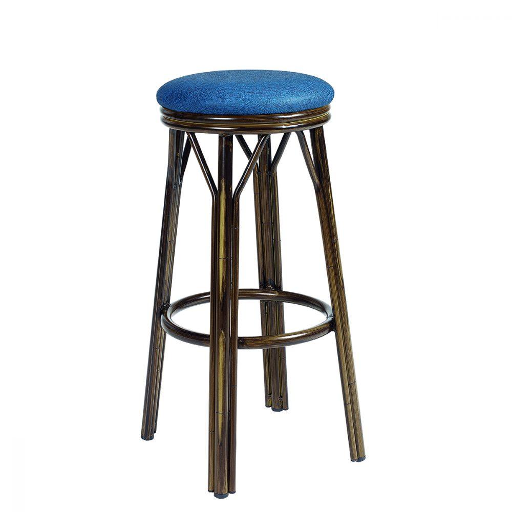 charlotte-banqueta-sr-deco-nogal-tapizado-azul