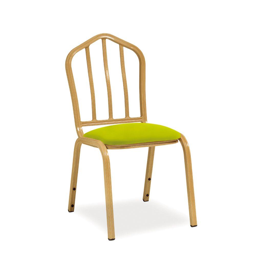silla adiana aluminio
