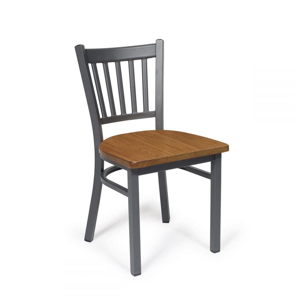 silla boton estructura de acero