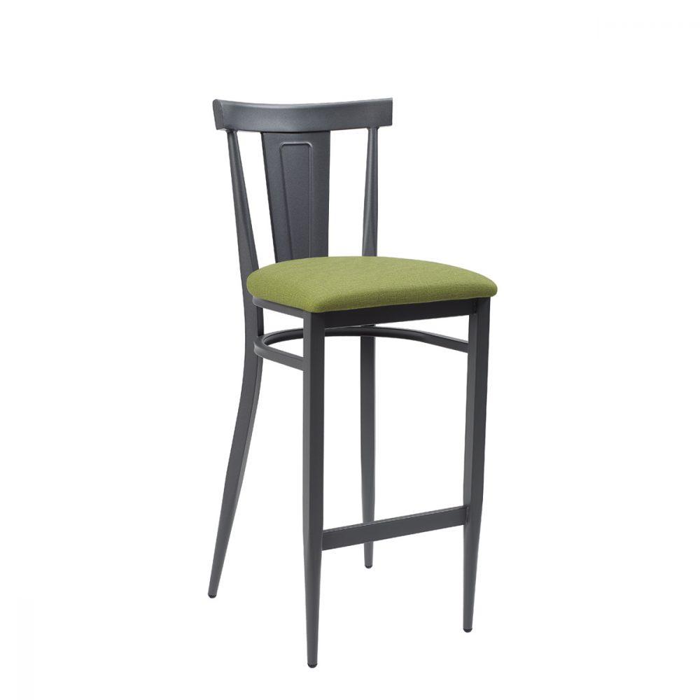 dakota-banqueta-grafito-asiento-tapizado-verde