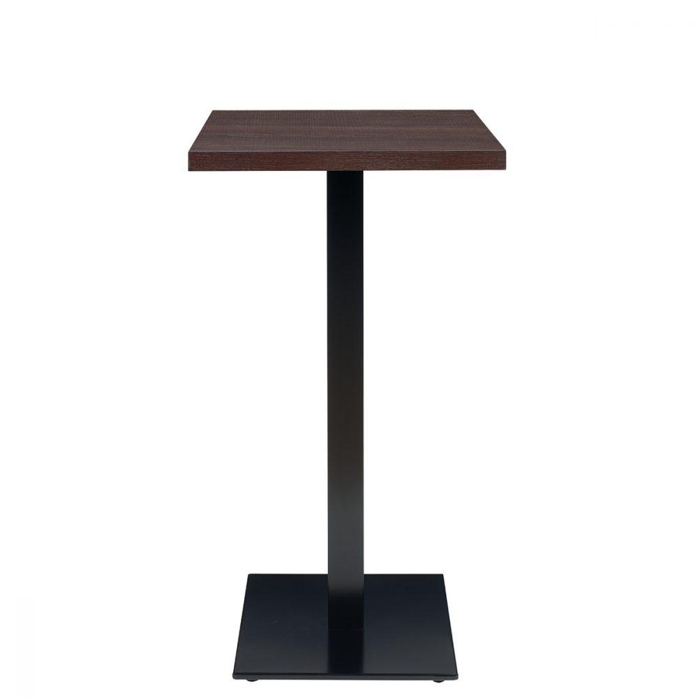 mesa munich alta negra melamina joplin