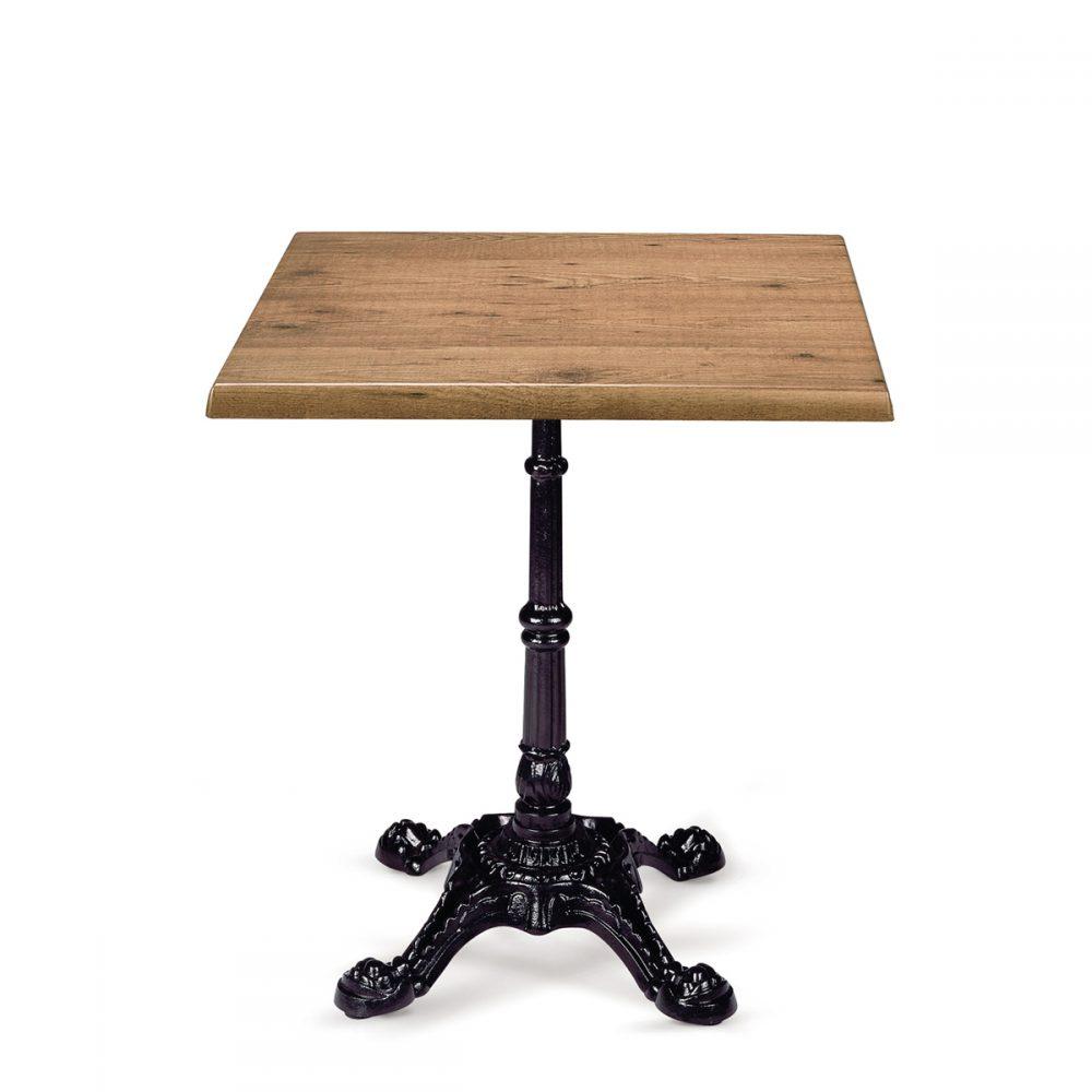 mesa paris fundicion hierro