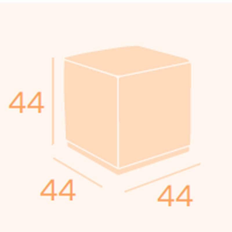 Dimensions Puff Square REYMA