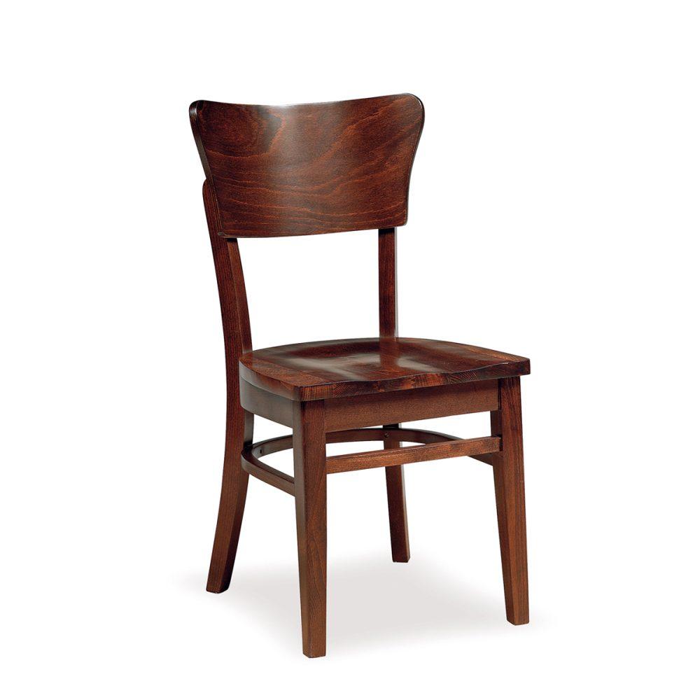 silla sajonia madera de haya