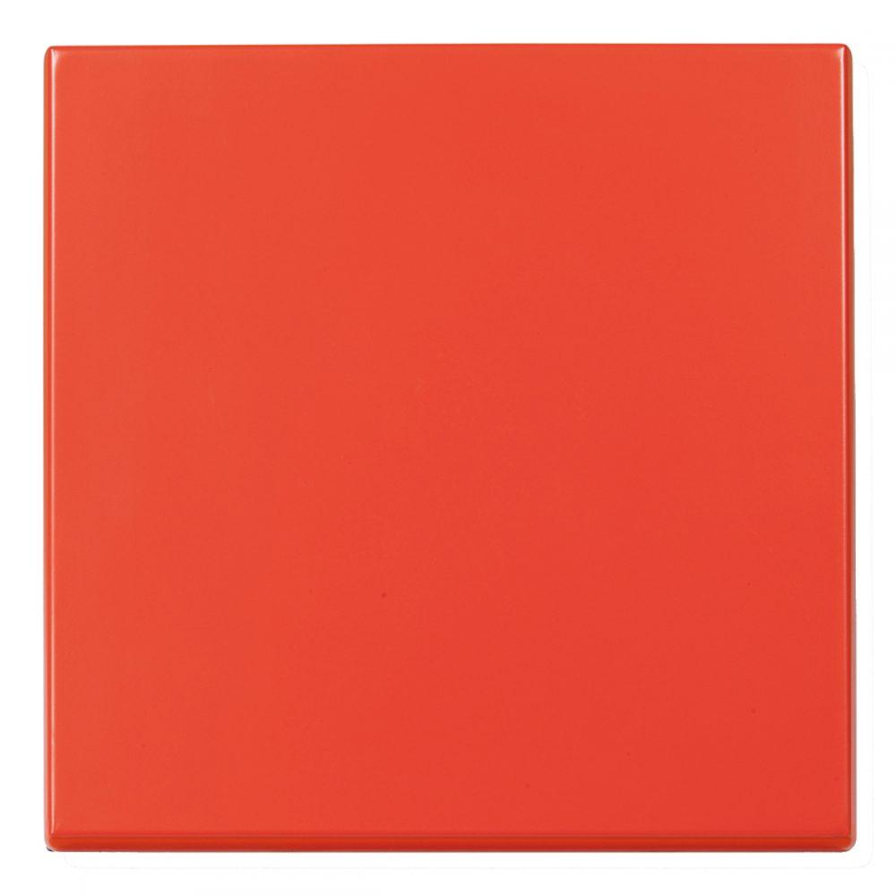 Acabado solo Rojo