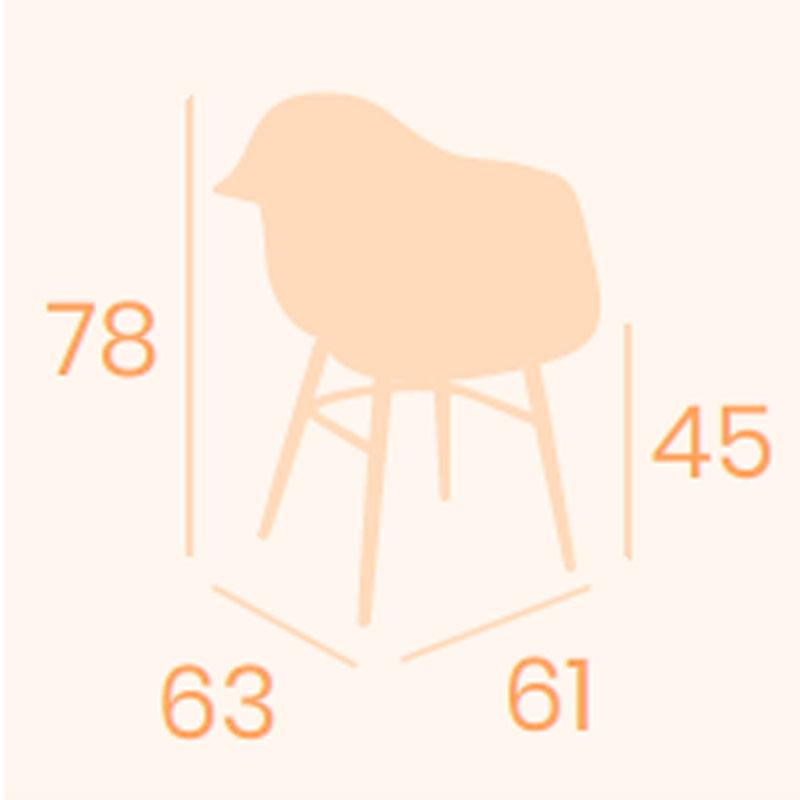 Dimensiones sillón Sorolla REYMA