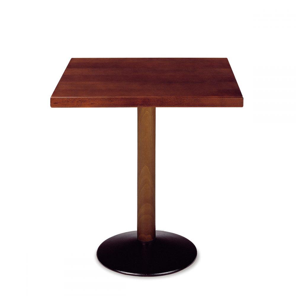 mesa 4150 columna madera