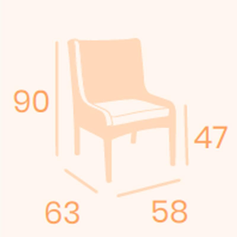 Dimensiones sillón Atlanta REYMA