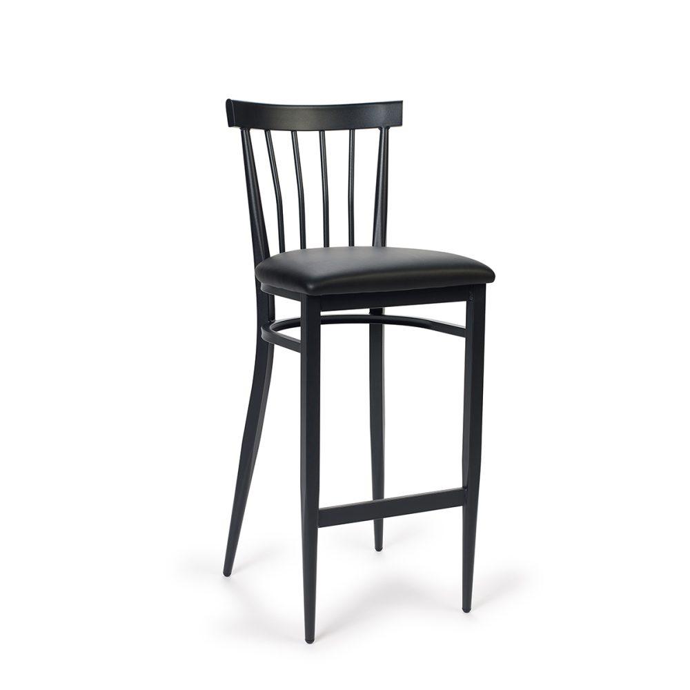 banqueta baltimore asiento tapizado