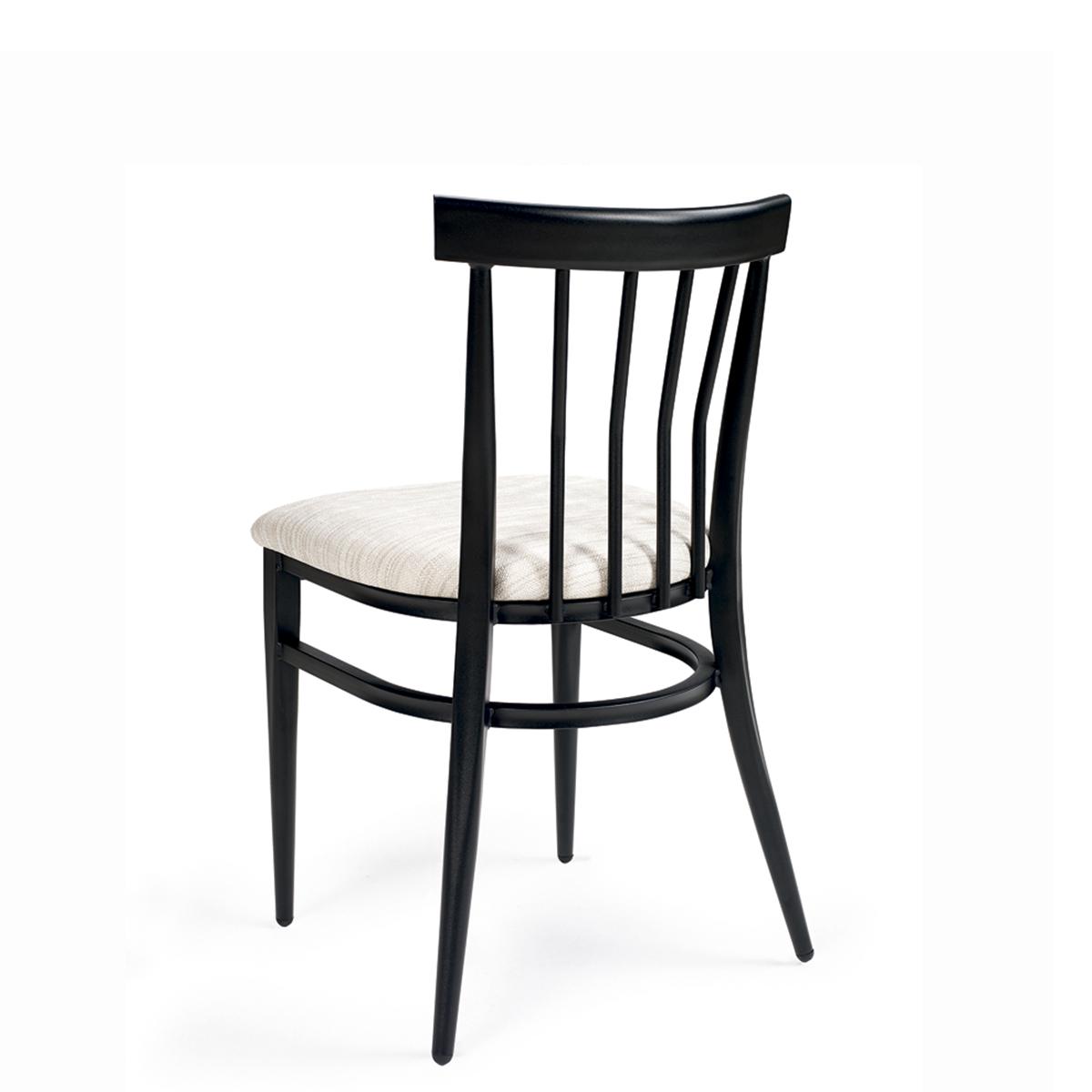 trasera silla baltimore negro