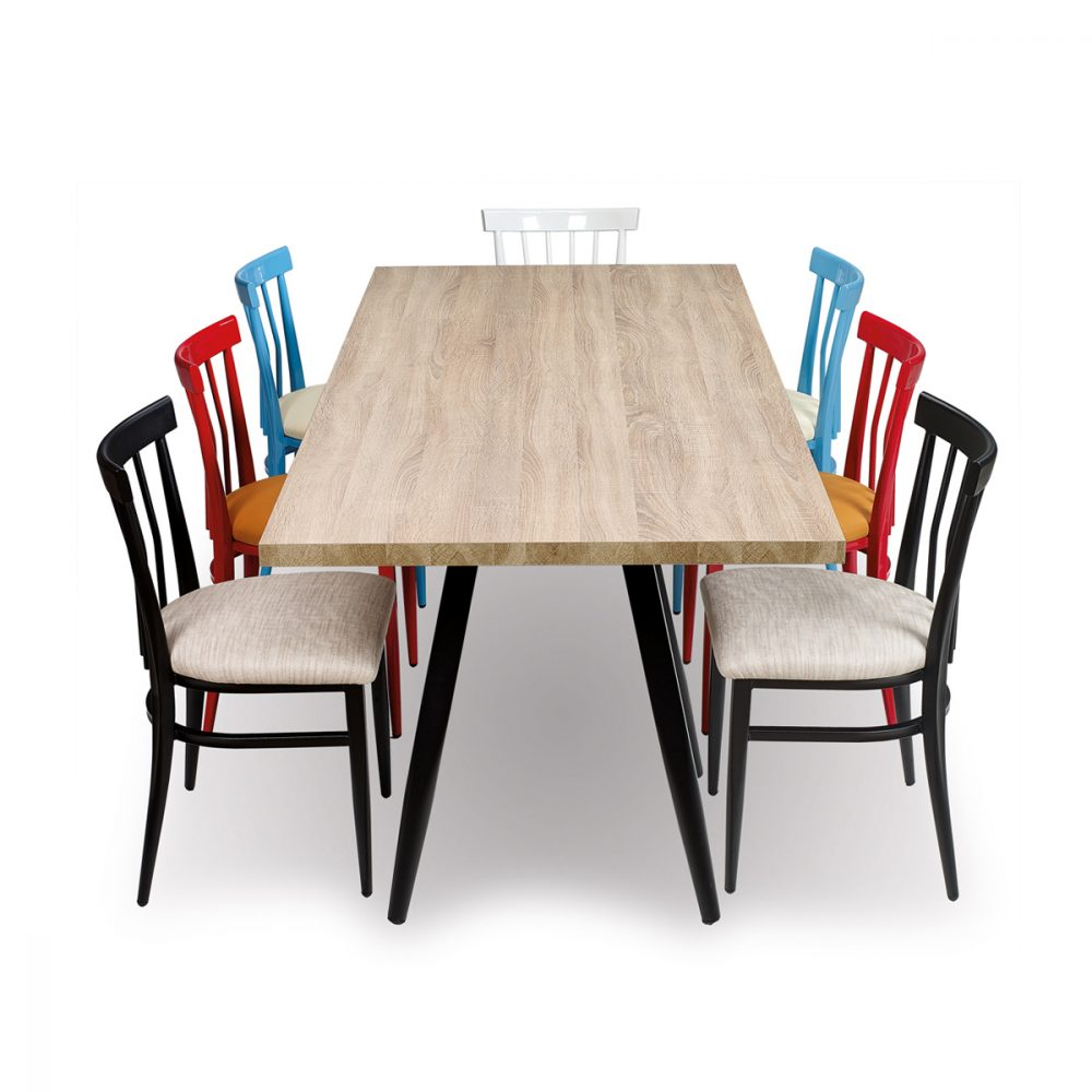 conjunto sillas baltimores + mesa sanghai v