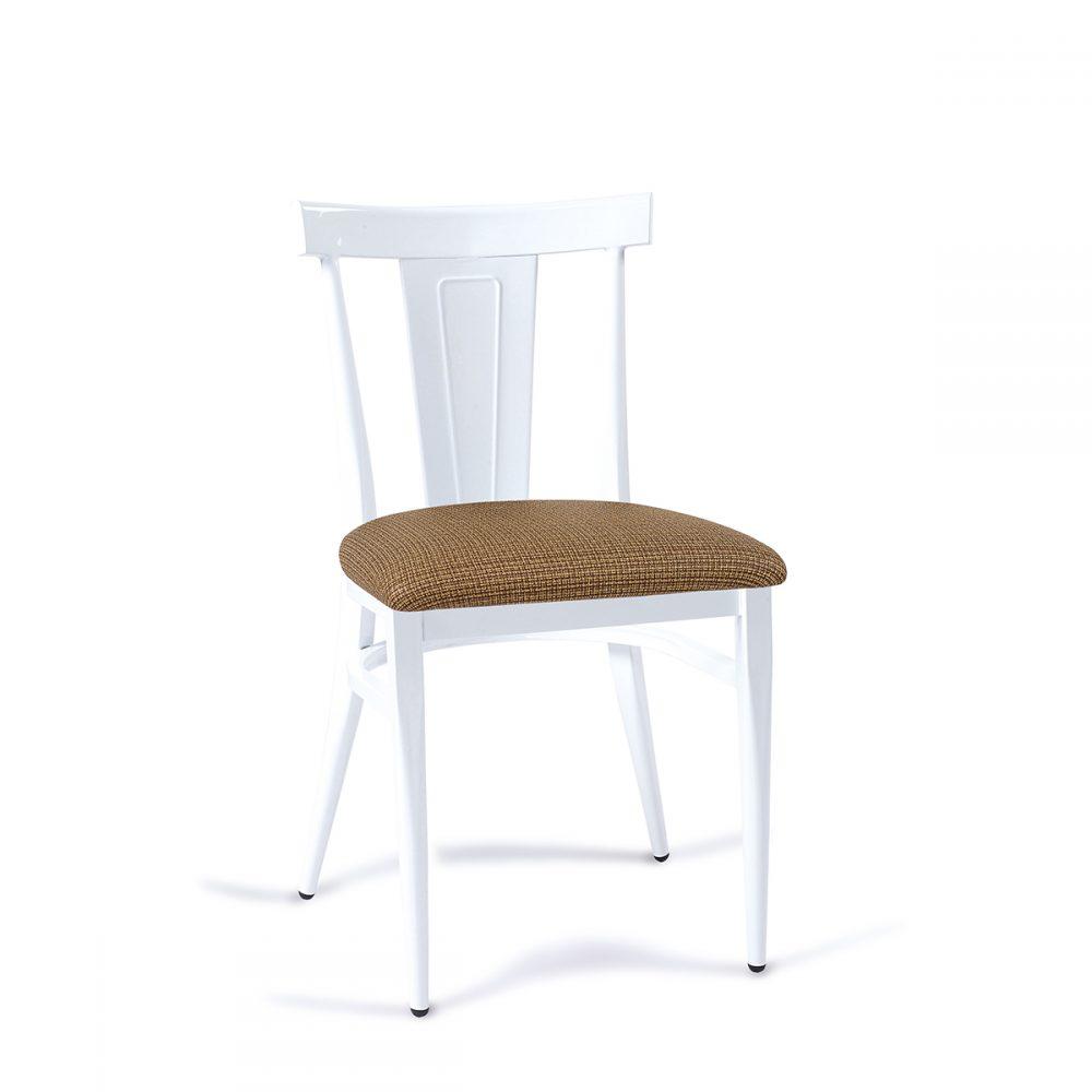 silla dakota acero
