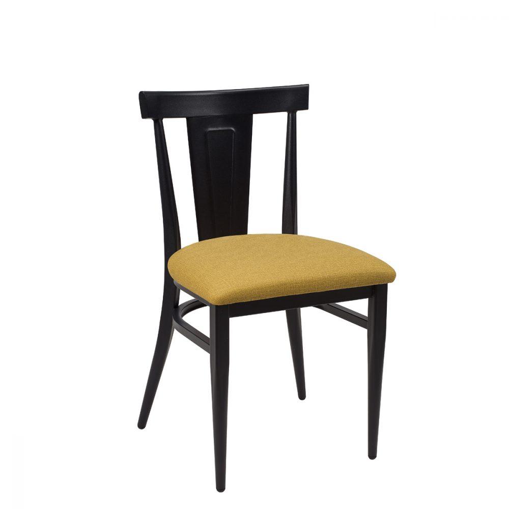 dakota-silla-negro-asiento-tapizado-mostaza
