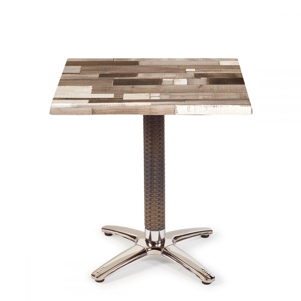 mesa dinamarca aluminio