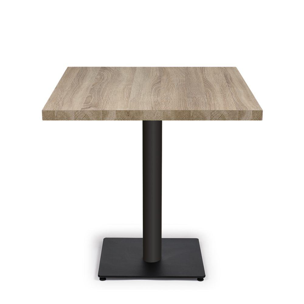 mesa kolonia base cuadrada