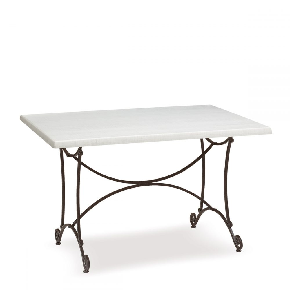 mesa lorca hierro forjado