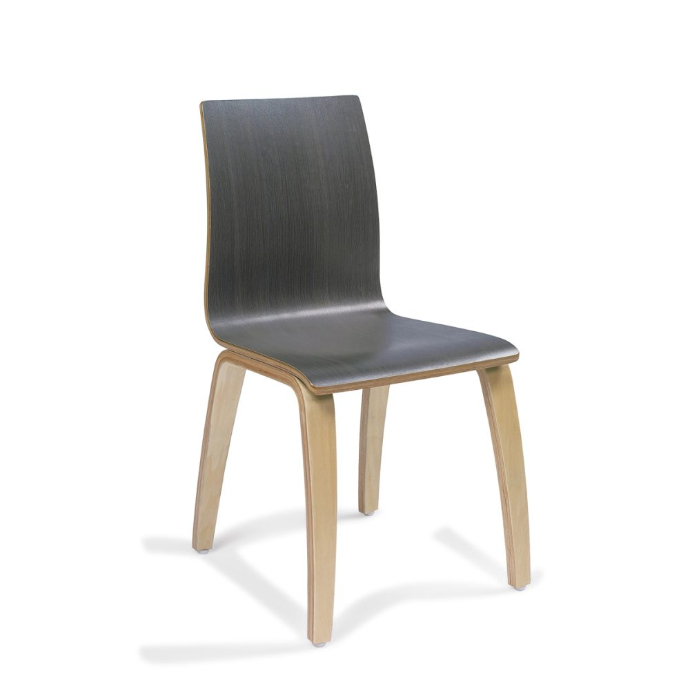 silla michigan carcasa de madera