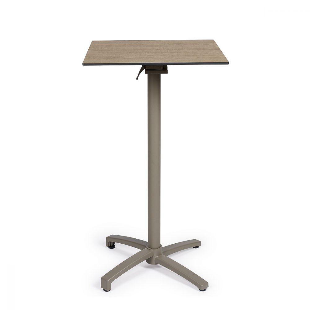 mesa noruega alta taupe