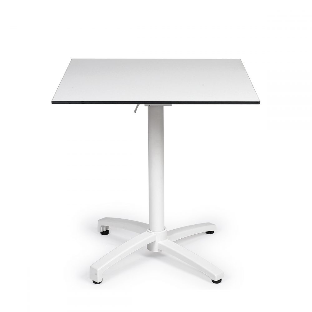 mesa noruega blanca