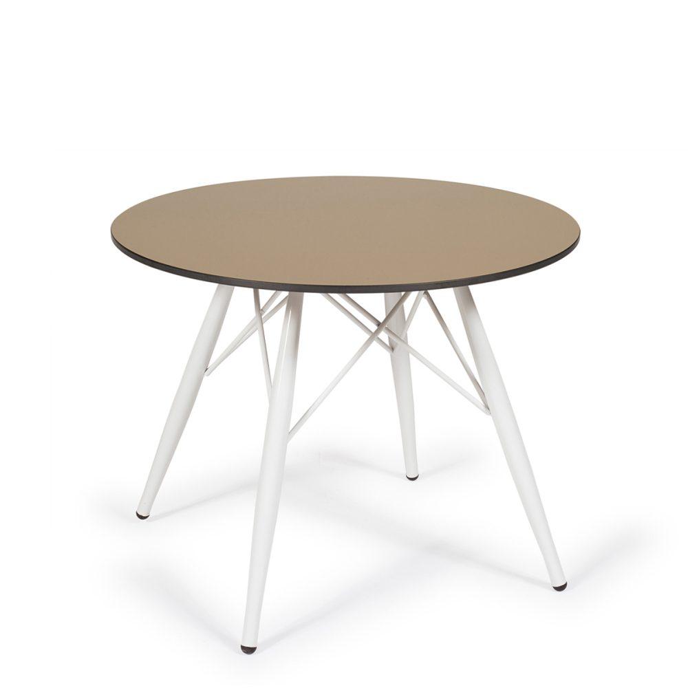 mesa picasso baja pie acero