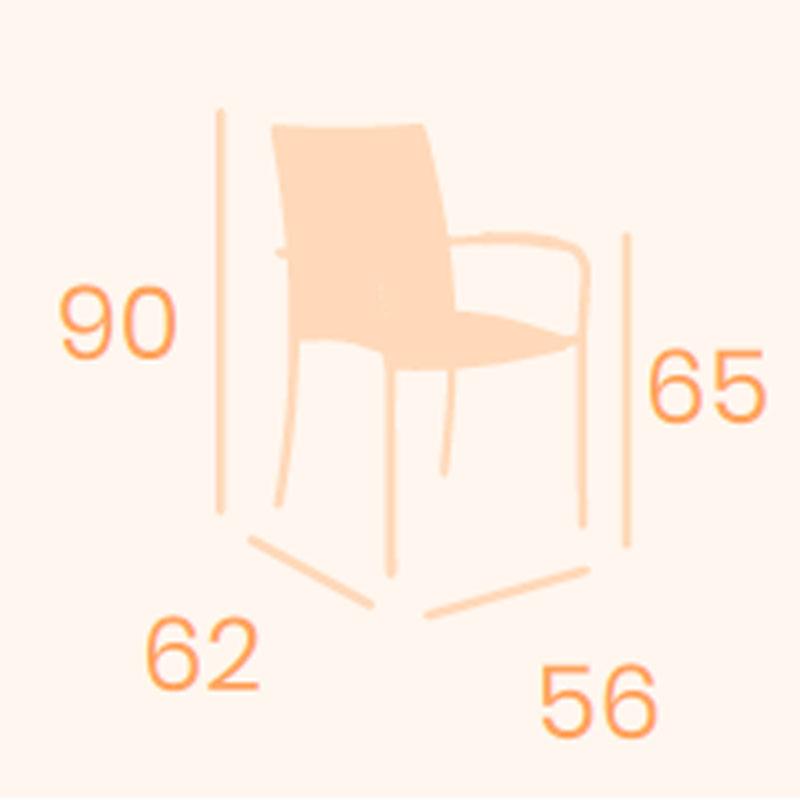 Dimensiones sillón Salzburgo REYMA