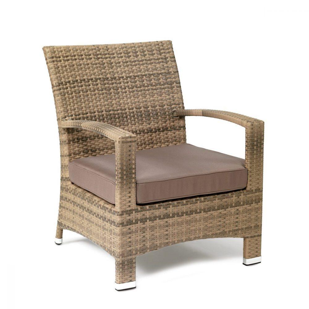 Sofa varese de médula con cojín