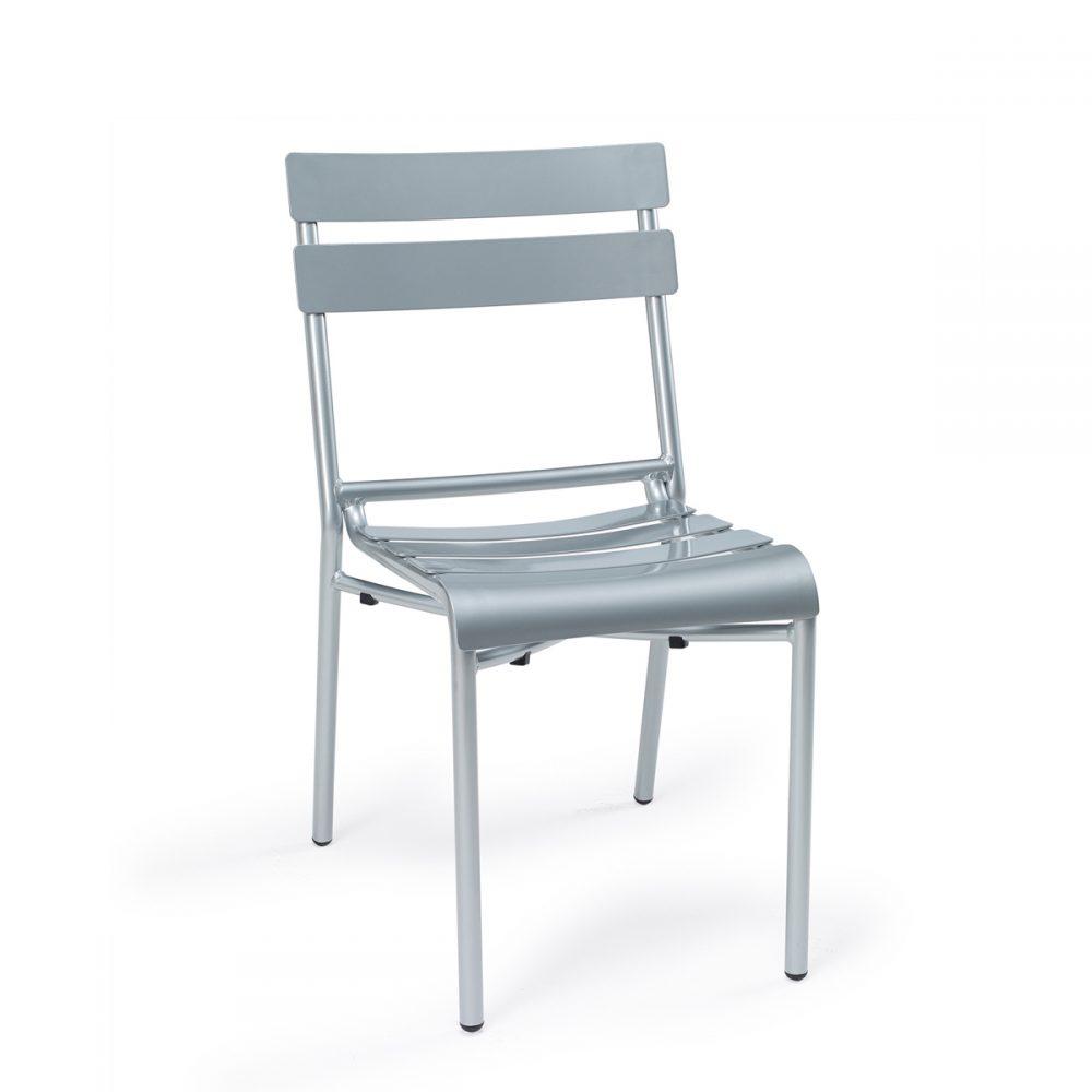 silla versalles aluminio