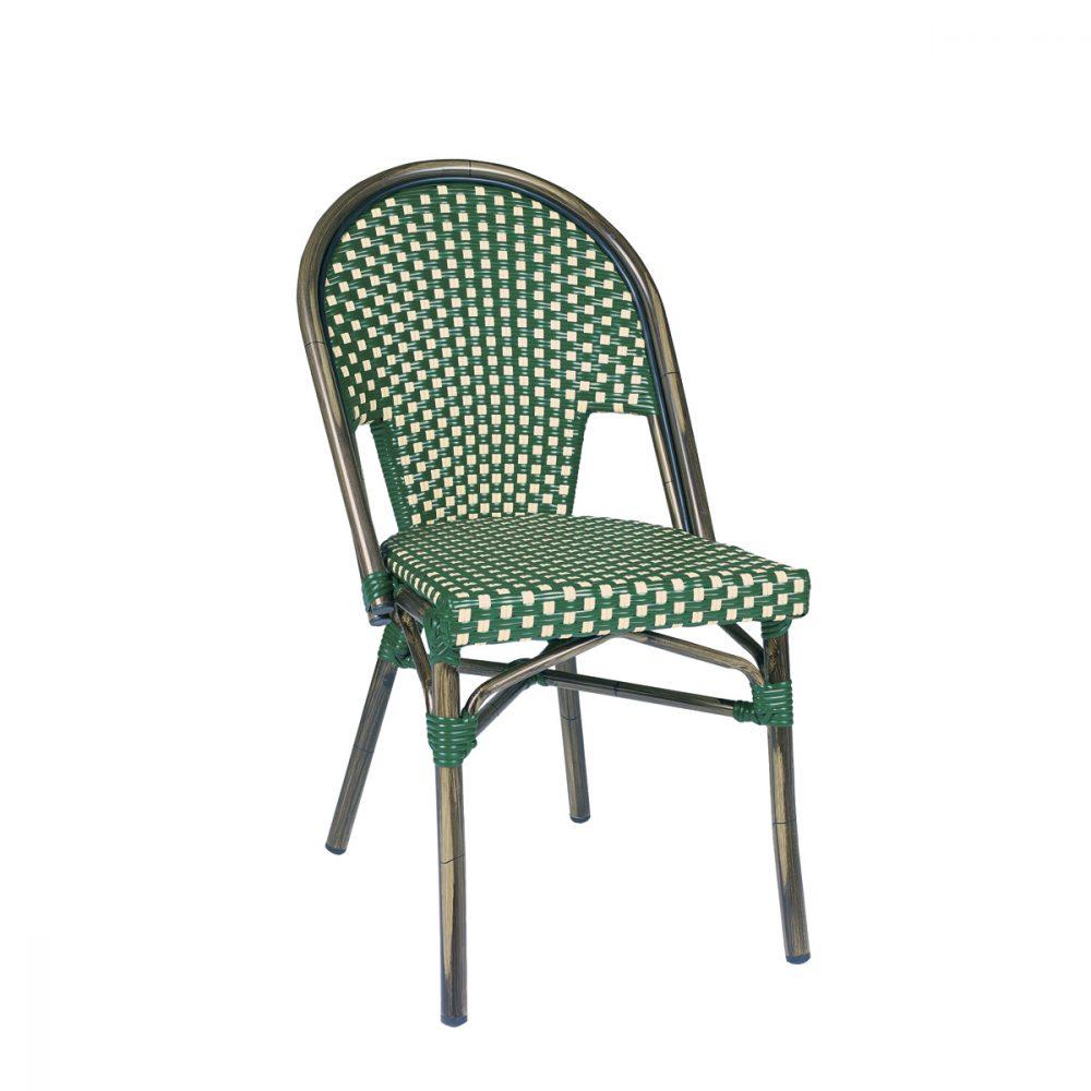 silla tivoli verde