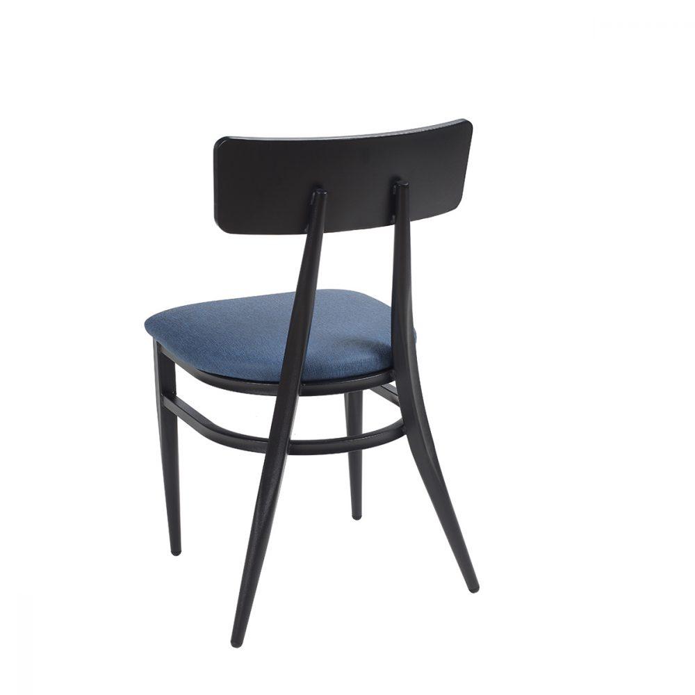 montana-silla-negro-tapizado-azul-trasera