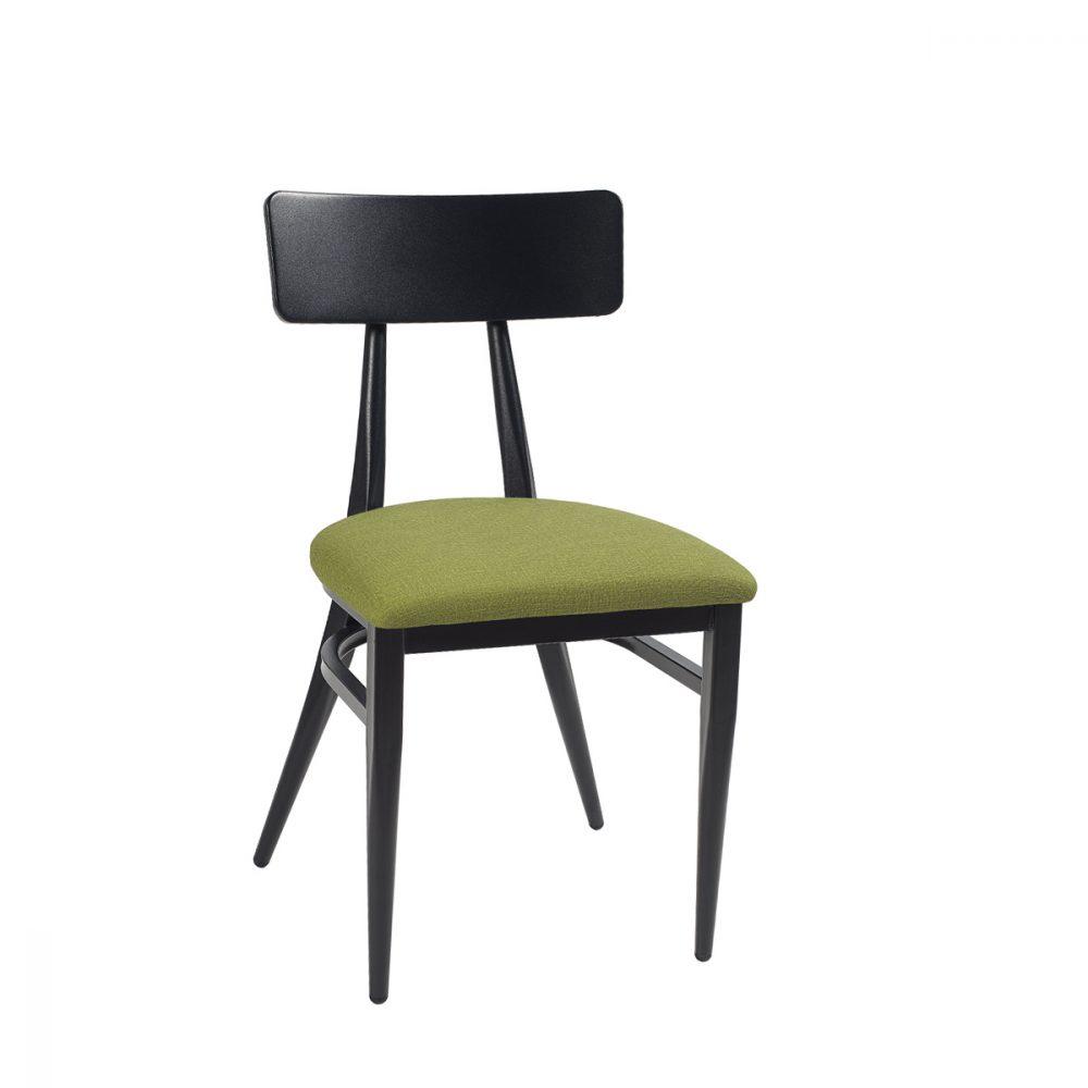 montana-silla-negro-tapizado-verde