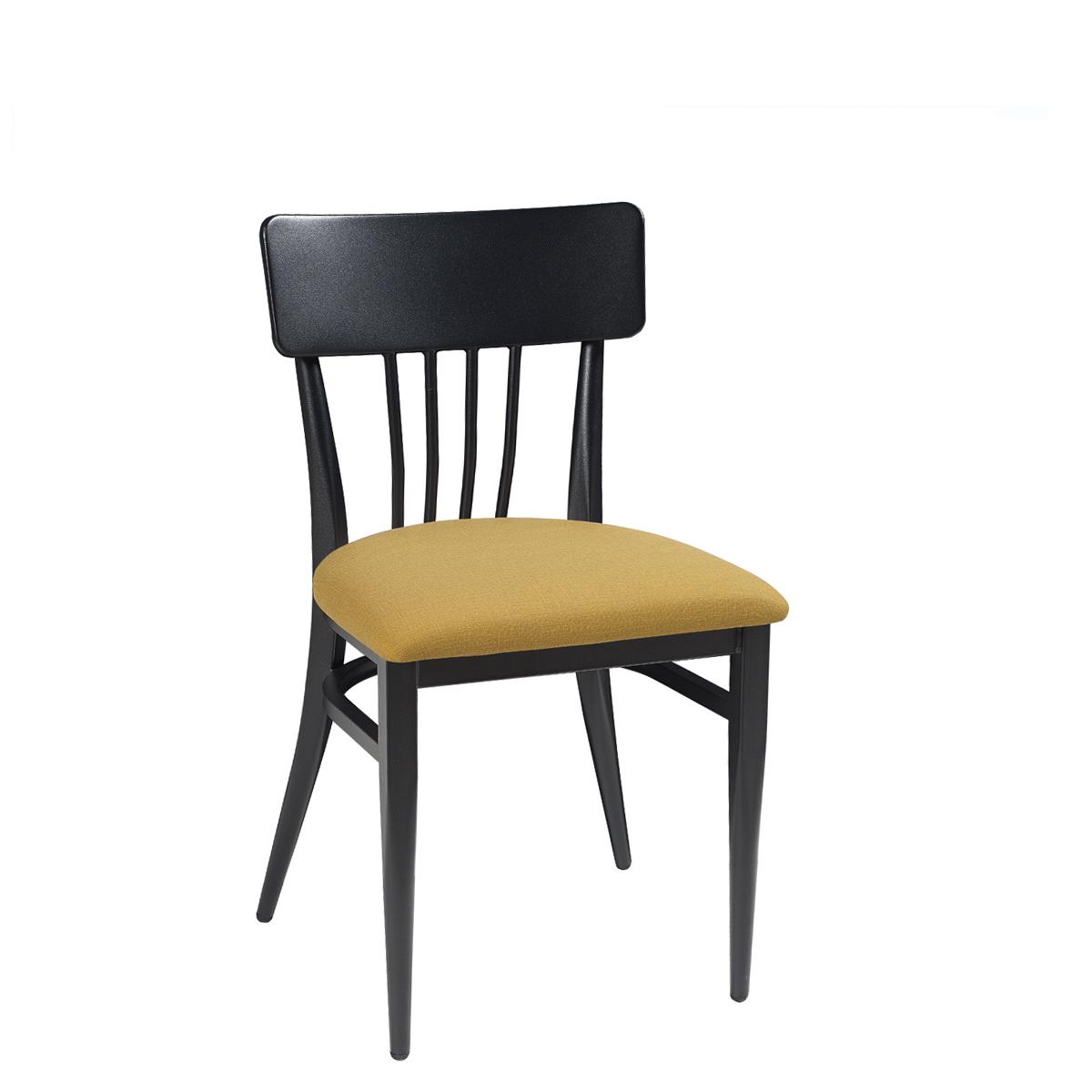 nebraska-silla-negro-tapizado-mostaza
