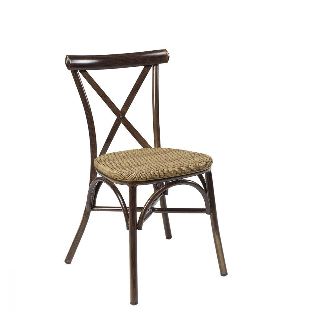 silla atic deco nogal medula atlas