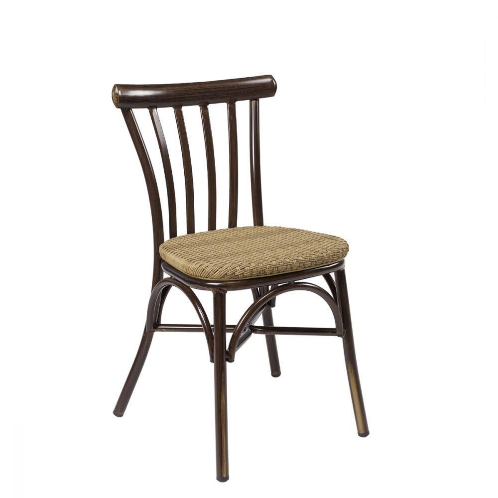 silla portico dec nogal medula atlas