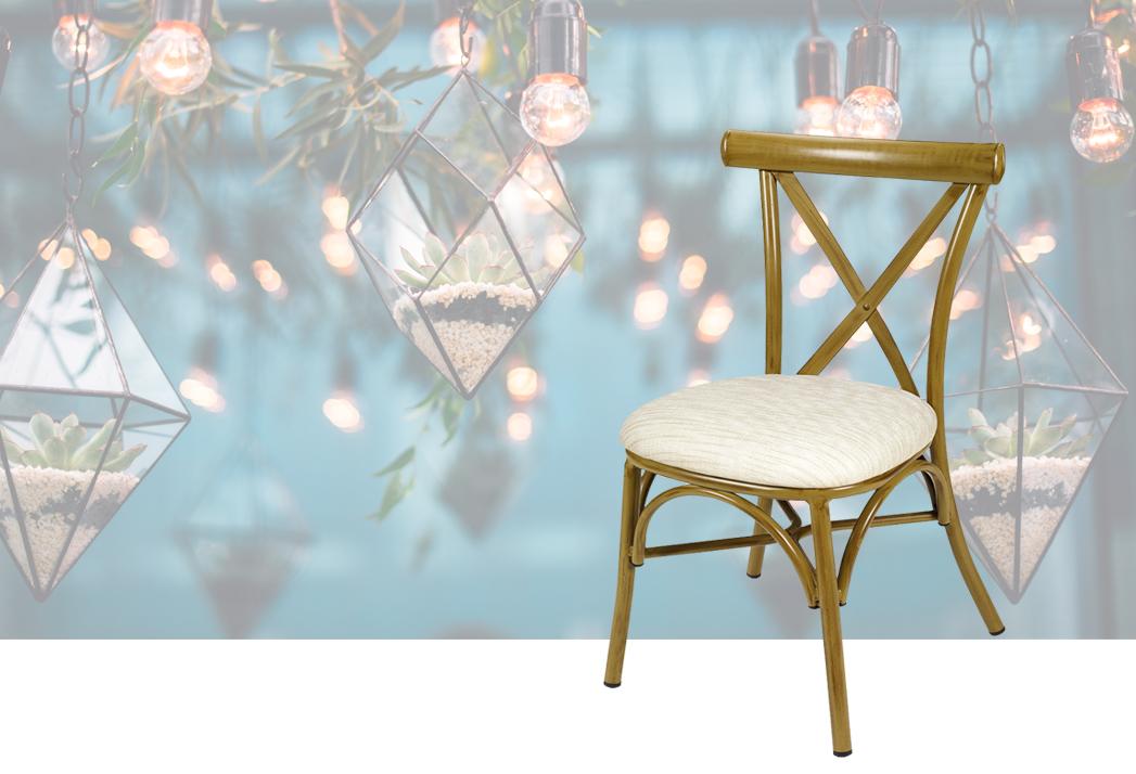 silla Atico para bodas eventos