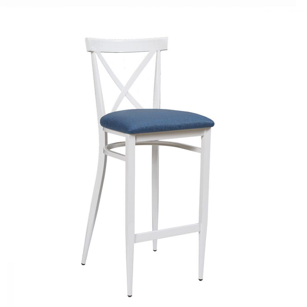orlando-banqueta-blanco-tapizado-azul