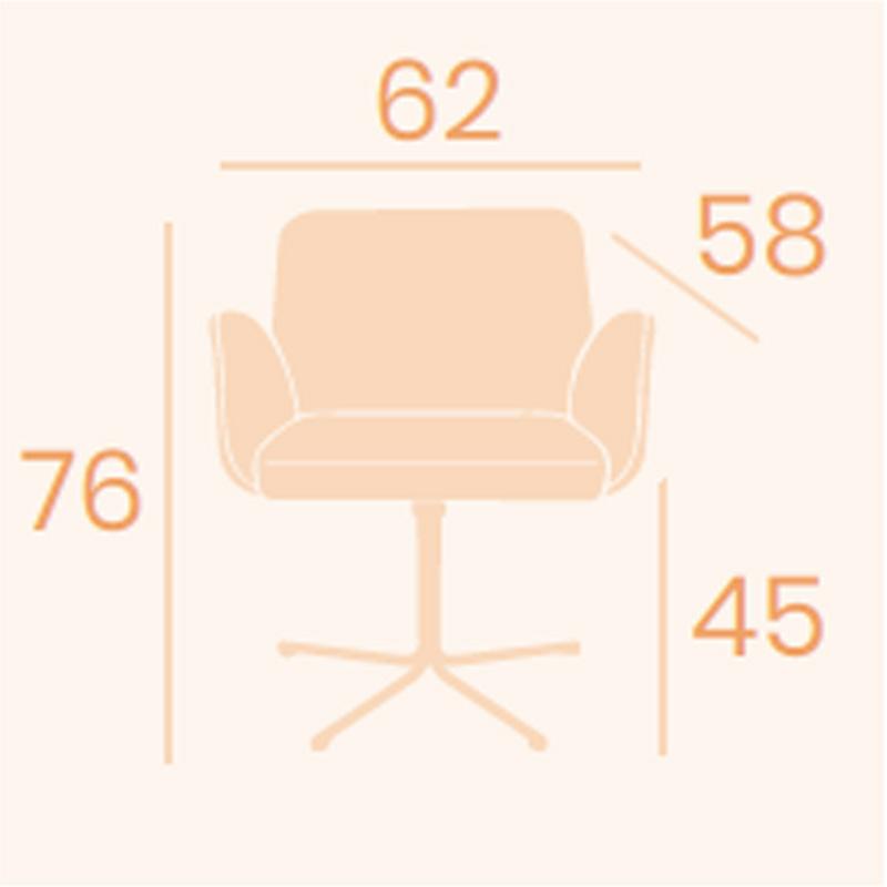 Dimensiones sillón Lugano B-14 REYMA