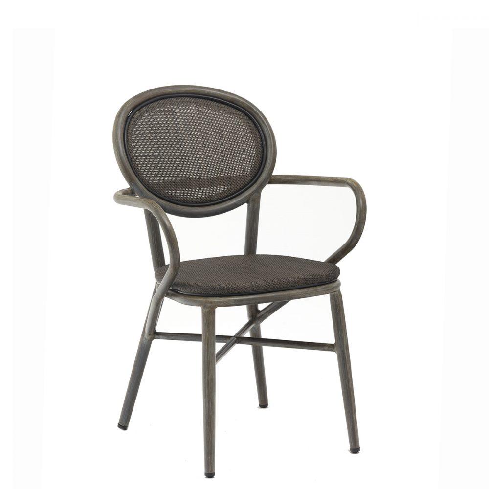 fontana-sillon-deco-etna-respaldo-negro-asiento-textilene-negro