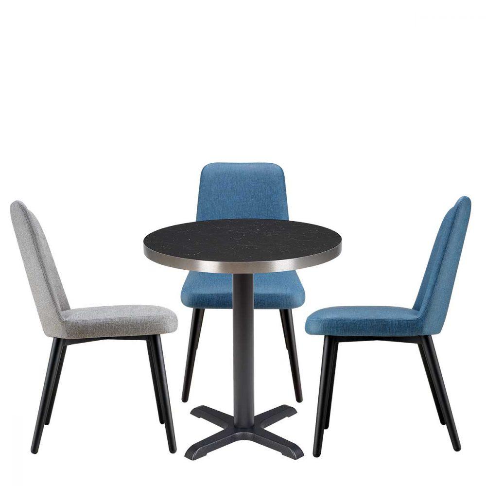 conjunto de sillas murano REYMA