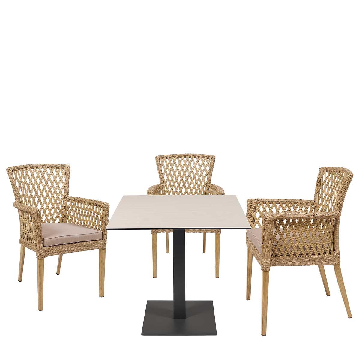 Conjunto tokio con mesa