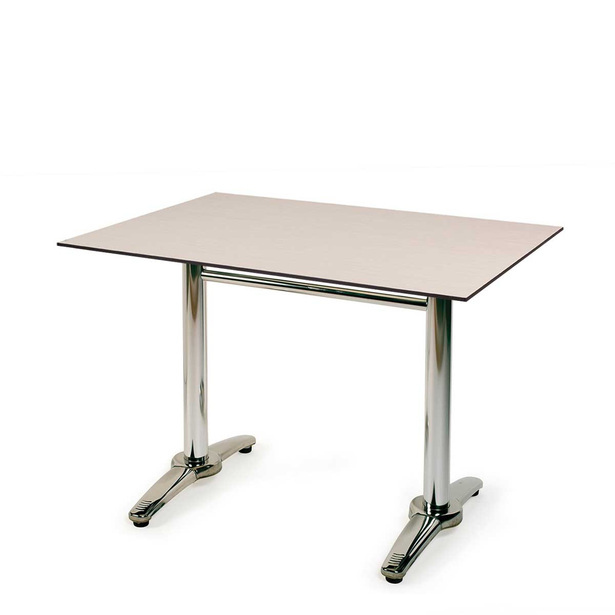 mesa dinamarca rectangular con tablero compact REYMA