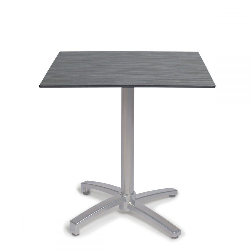 mesa noruega pintada gris