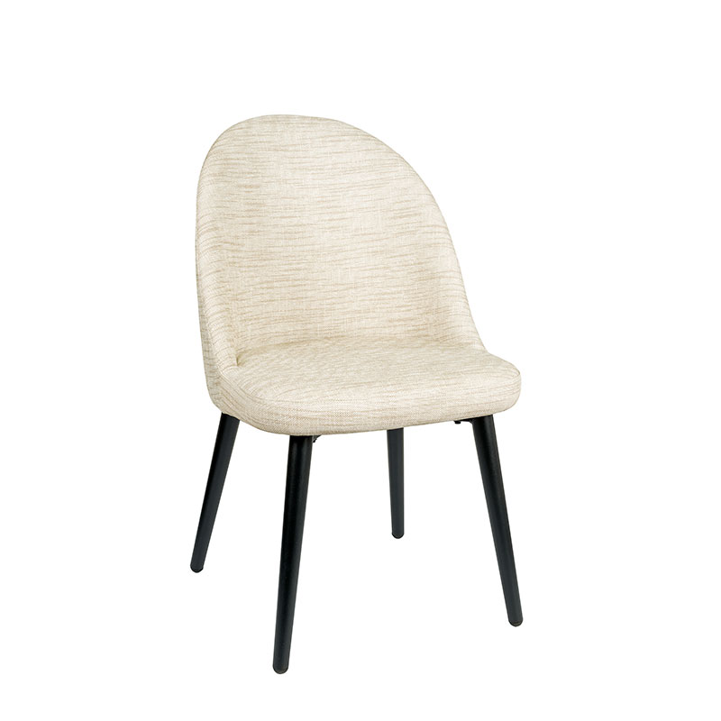 silla como tapizado indiana