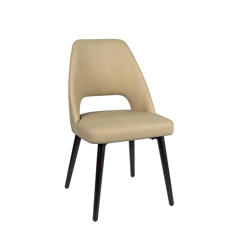 silla arona tapizado sandalo REYMA