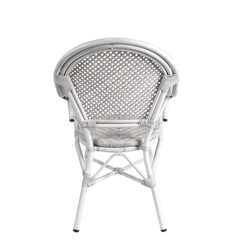 sillón anna medula blanca espalda