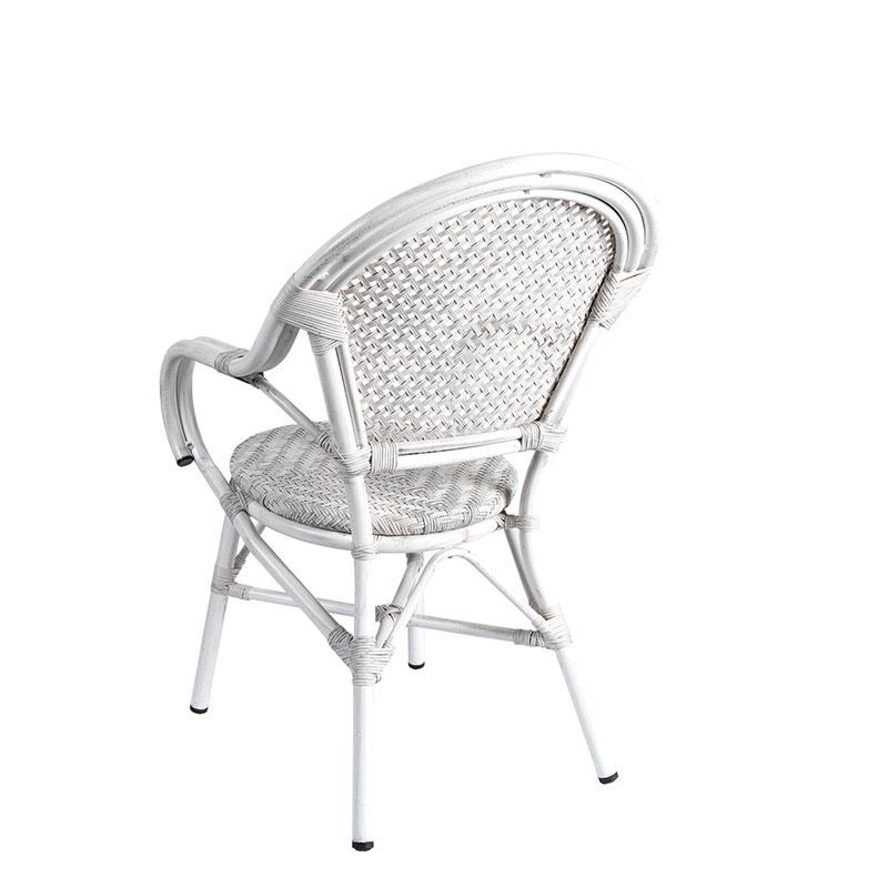 sillón anna medula blanca lateral