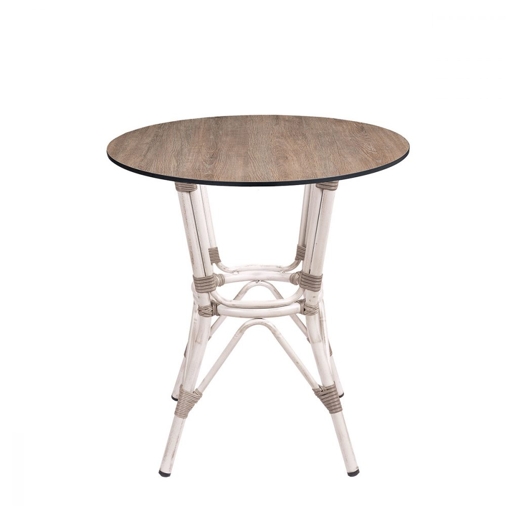 mesa martinica redondo compact pompeya REYMA