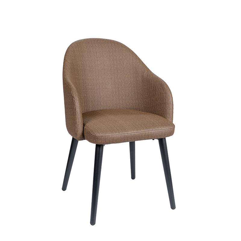 sillón monza tapizado panama