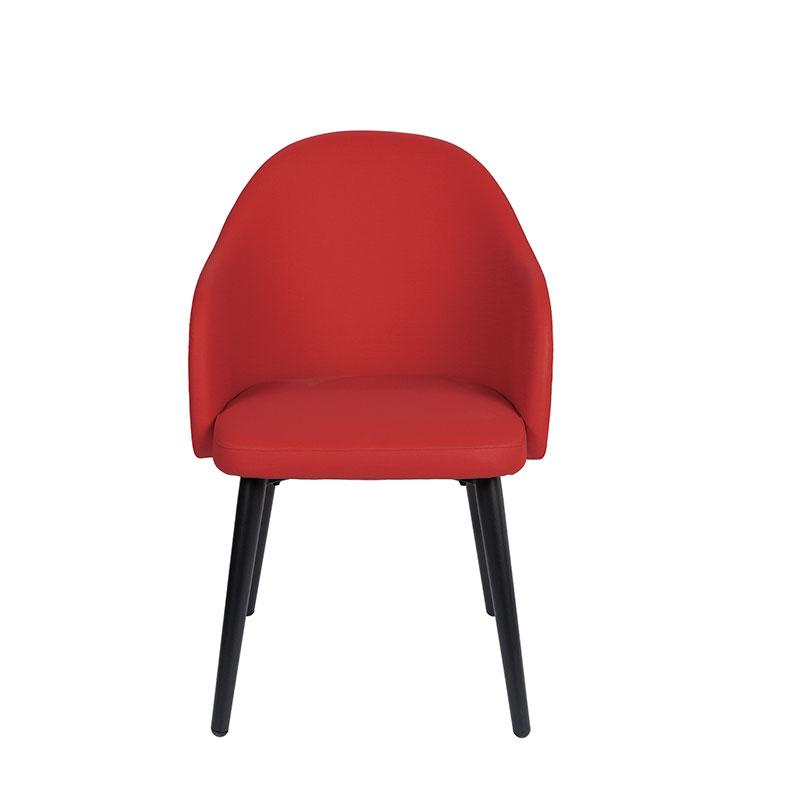 sillón monza tapizado samba frontal