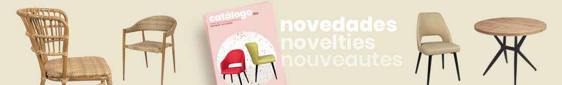 novedades mobiliario contract hostelería 2021